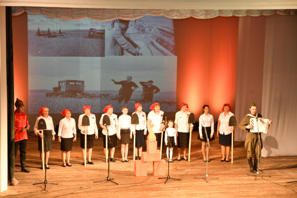Агитбригада Алтайского района
