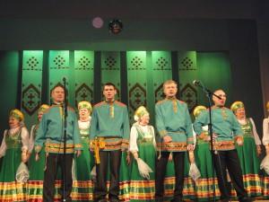 Русский народный хор им.М.Шрамко