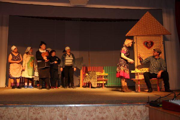 Любительский театральный коллектив «Двенадцать стульев»
