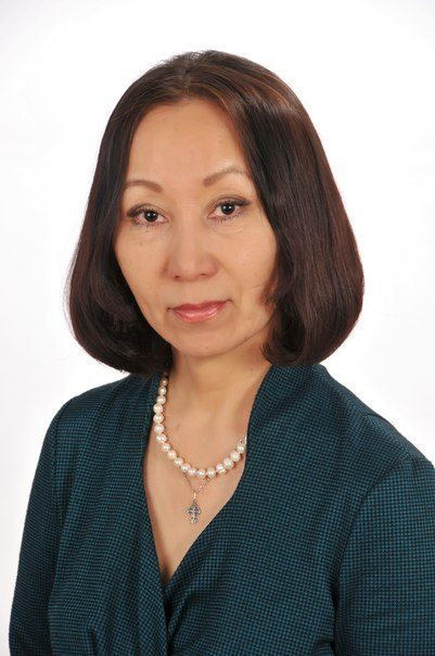 Фаина Ивановна Киштеева