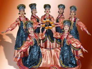 Хакасская образцовая хореографическая студия Айас
