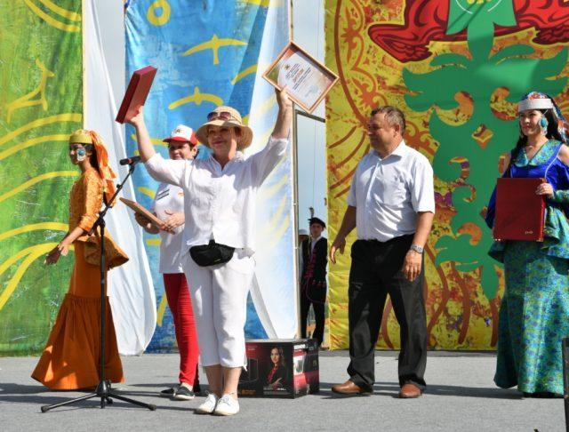 Награждение конкурса Чайлаг - Летняя усадьба
