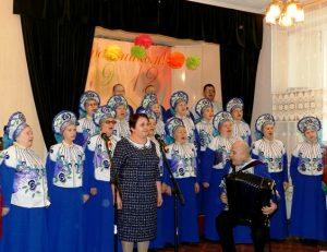 Народный хор Родные напевы