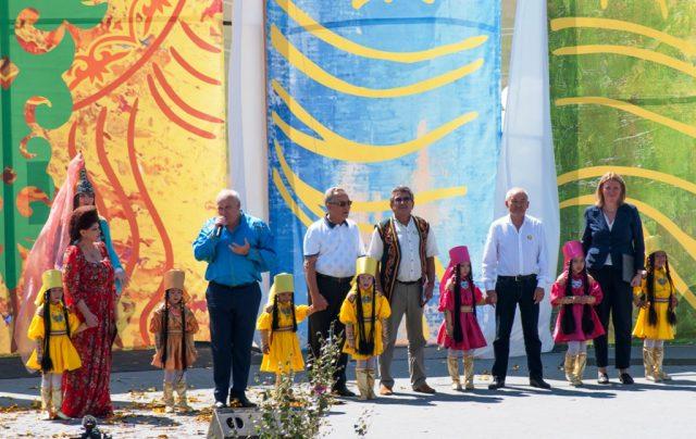 Торжественное открытие Тун пайрам 2018