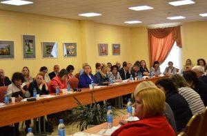 Всероссийский съезд руководителей методических служб в сфере народного творчества