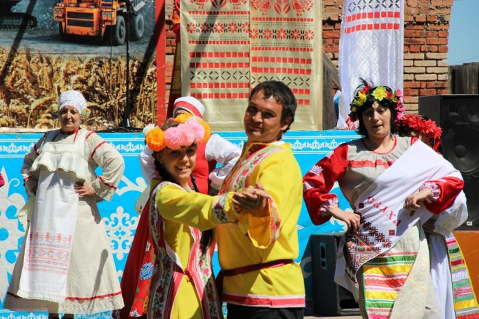 Фестиваль в Бейском районе
