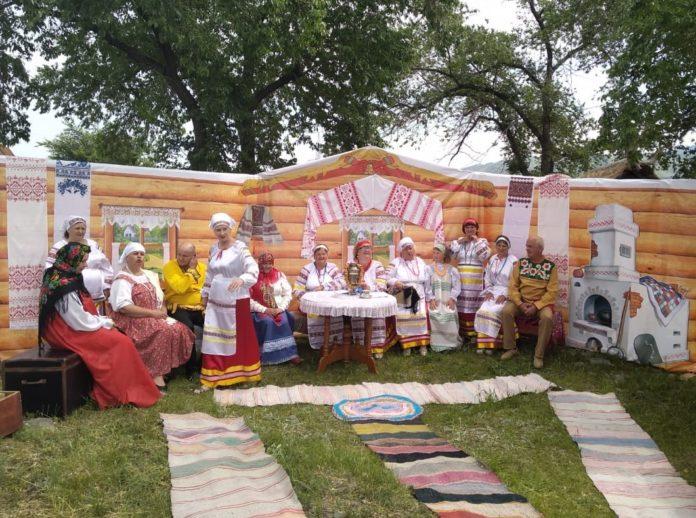 Народный ансамбль песни и танца «Цвети, Сибирь!»