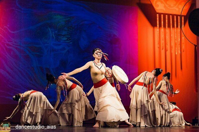 Хакасская образцовая хореографическая студия «Айас