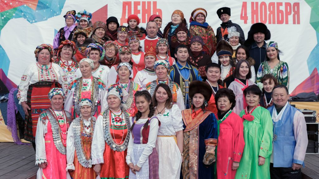 День народного единства в Хакасии