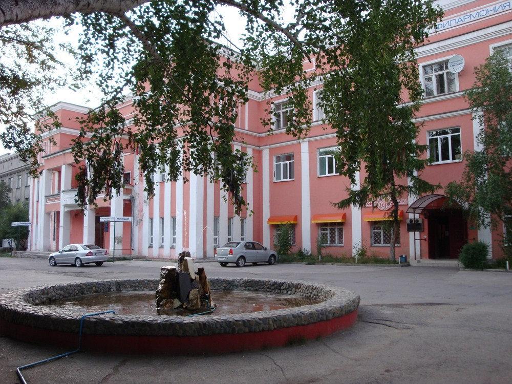 Фасад Ценнтра культуры