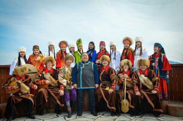 Чыл пазы в Саяногорске