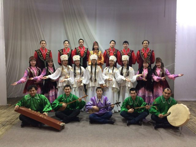 Хакасский ансамбль песни и танца