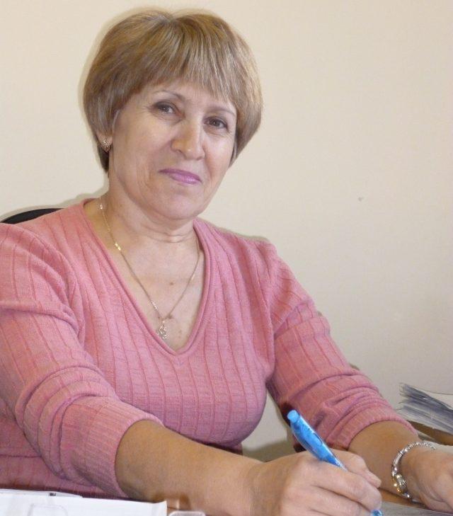 Любовь Григорьевна Арефьева