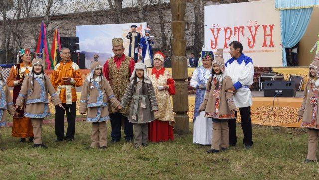 Лучшим хакасским родом в 2017 году стал род Чебодаевых