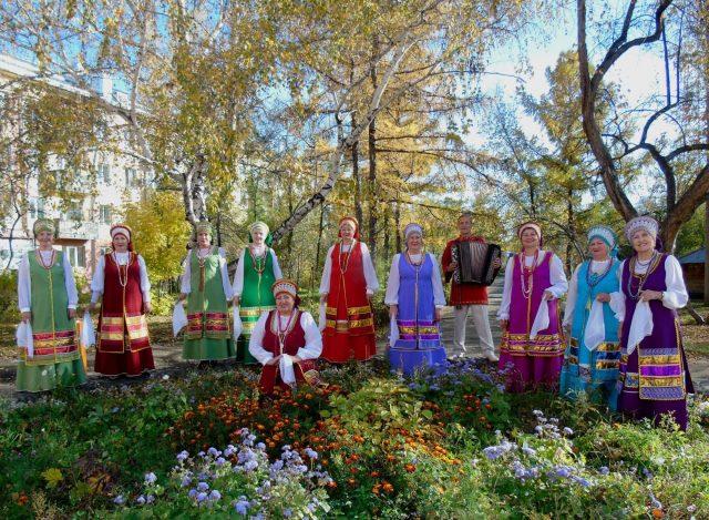 Народный ансамбль русской песни «Медуница»