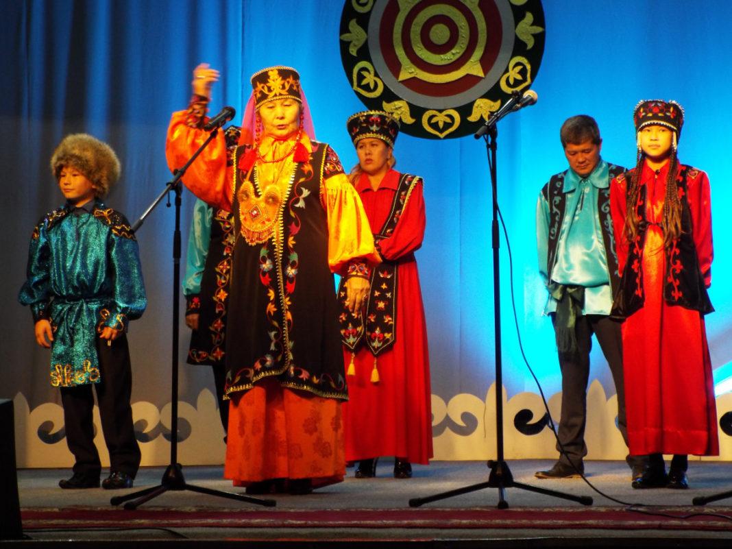 семейный фестиваль «Родной язык – душа народа»