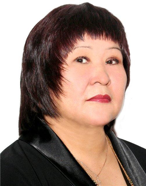 Серафима Николаевна Угдыжекова