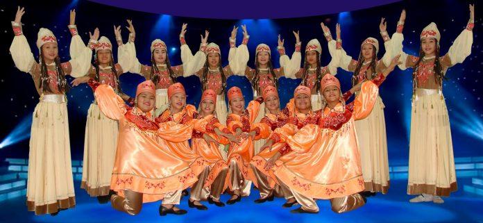 Хакасская хореографическая студия «Айас