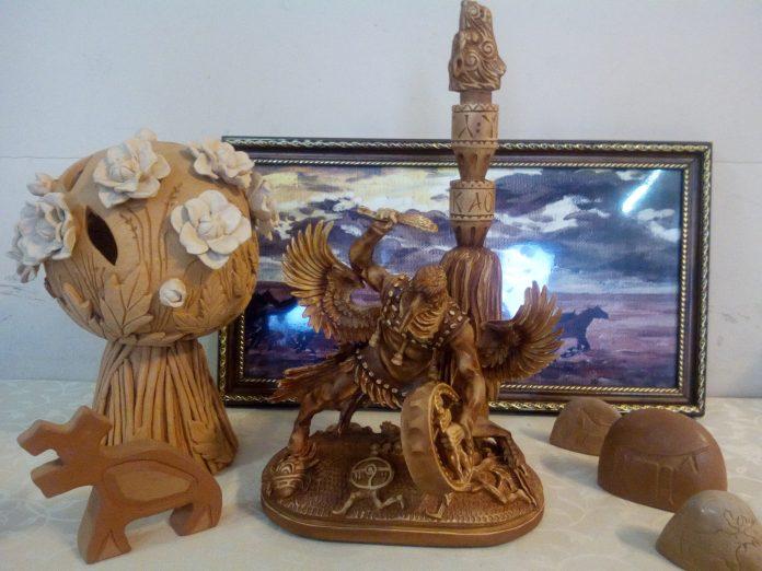 Сувениры Хакасии