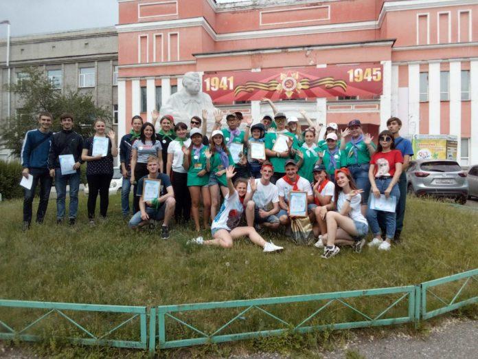 Участники молодежного конкурса